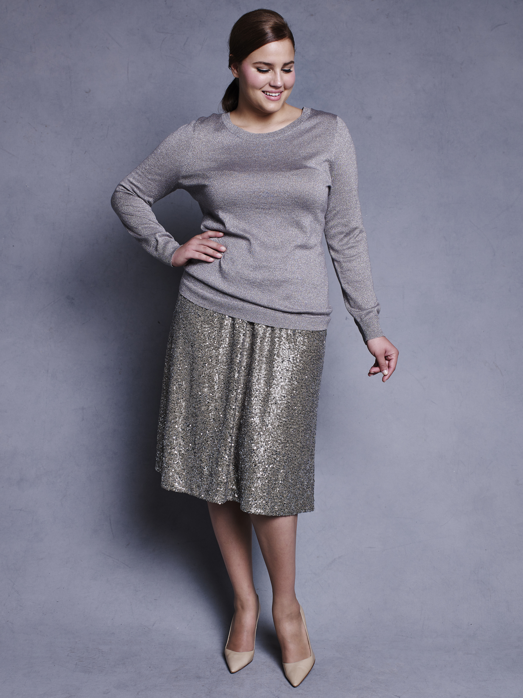 6d4fca7b6ef Lela Rose Teams Up With Lane Bryant For A Holiday Collection ...