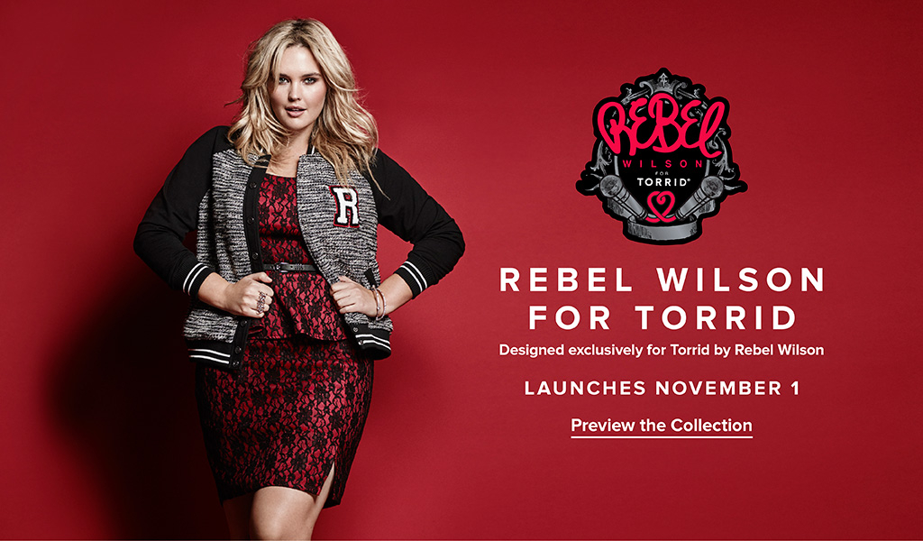 f57776c28b3d Take A Look At Rebel Wilson Torrid Collection