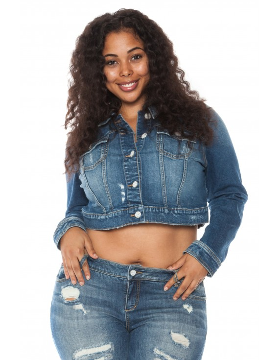 Jeans plus sexy size