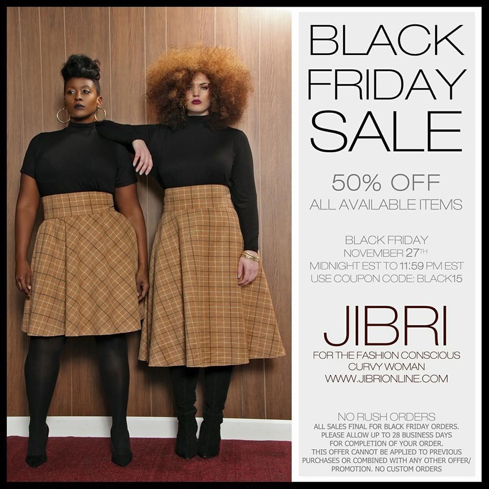jibri black friday