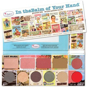 the balm holiday face palette 2