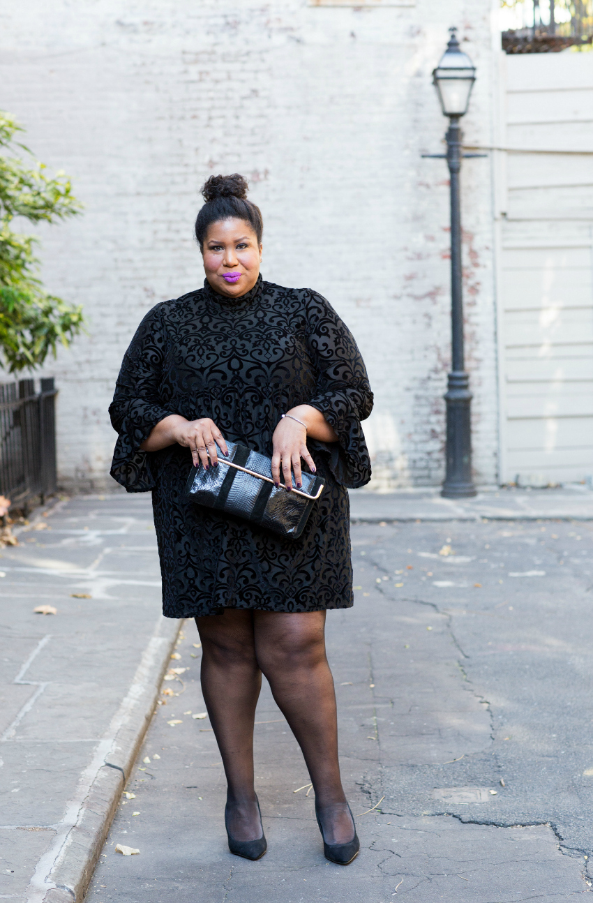 5 Stylish New Year\'s Eve Looks From Plus Size Fashion Bloggers ...