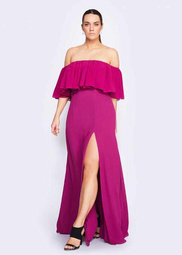 Fame Partners Red Carpet Worthy Plus Size Dresses Stylish Curves
