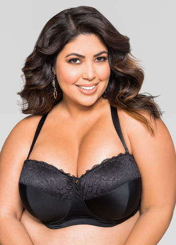 Ashley Stewart Butterfly Bra Is Back With Extended Sizes Up To 46G ...