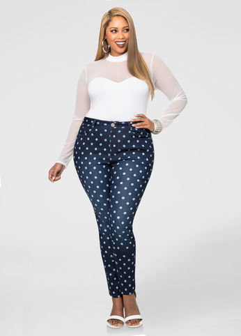 Ashley Stewart Denim