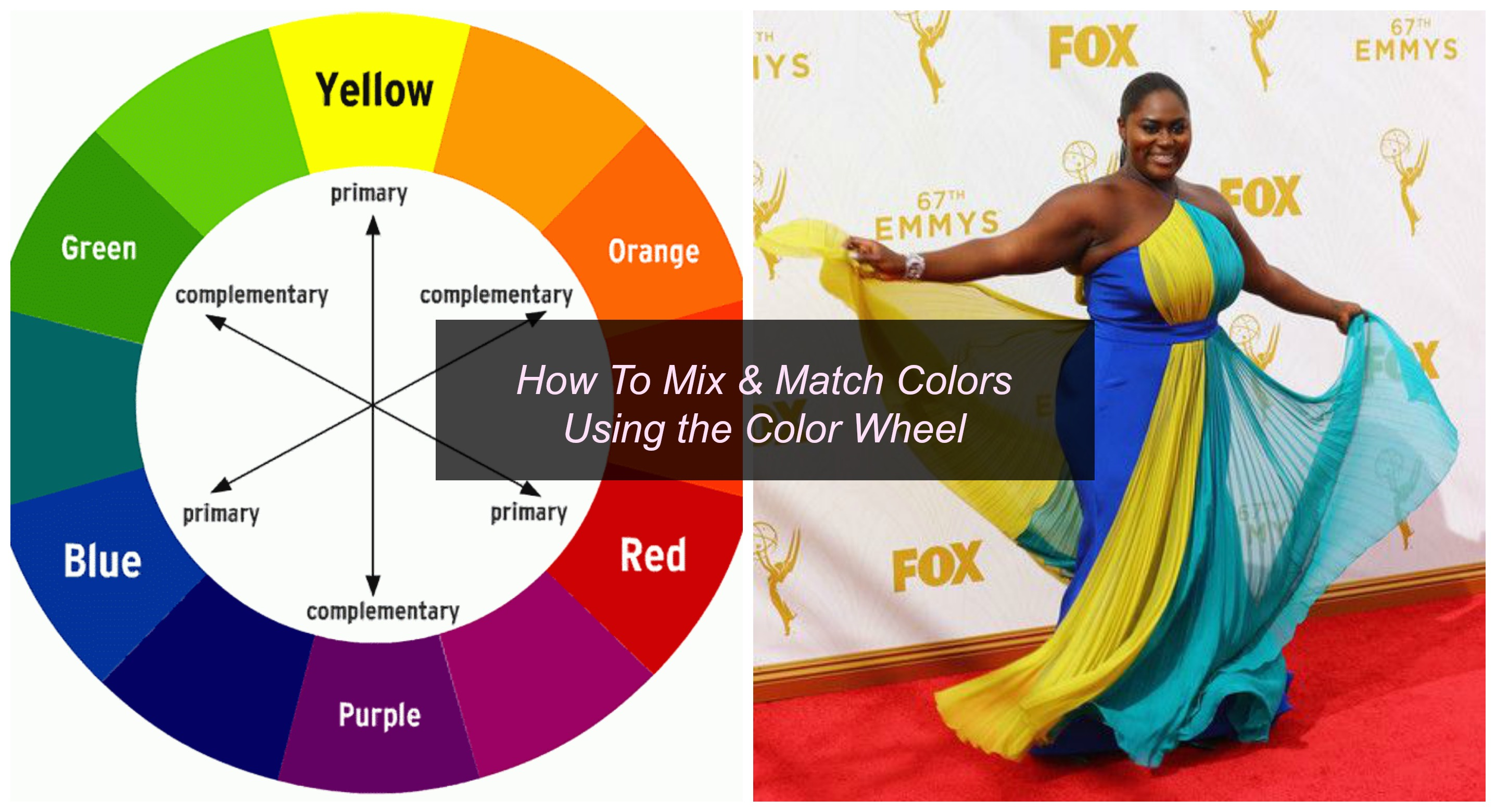 Color Wheel Ideas how to mix colors in your wardrobe using the color wheel | stylish