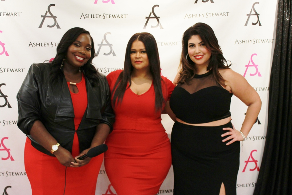 Our Recap Of The Ashley Stewart Dare To Bare Valentines Day Party ...