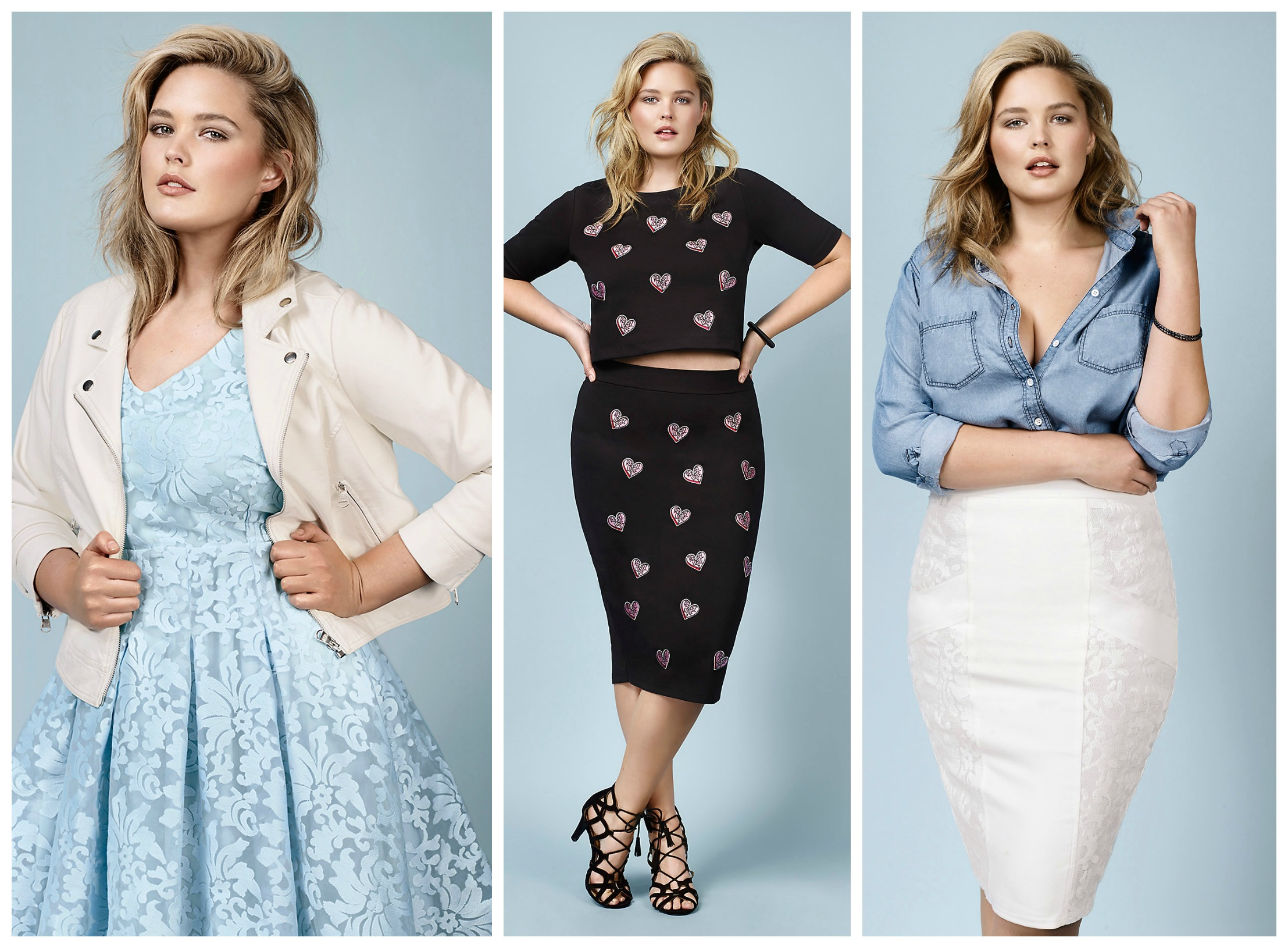Rebel Wilson Torrid Spring collection