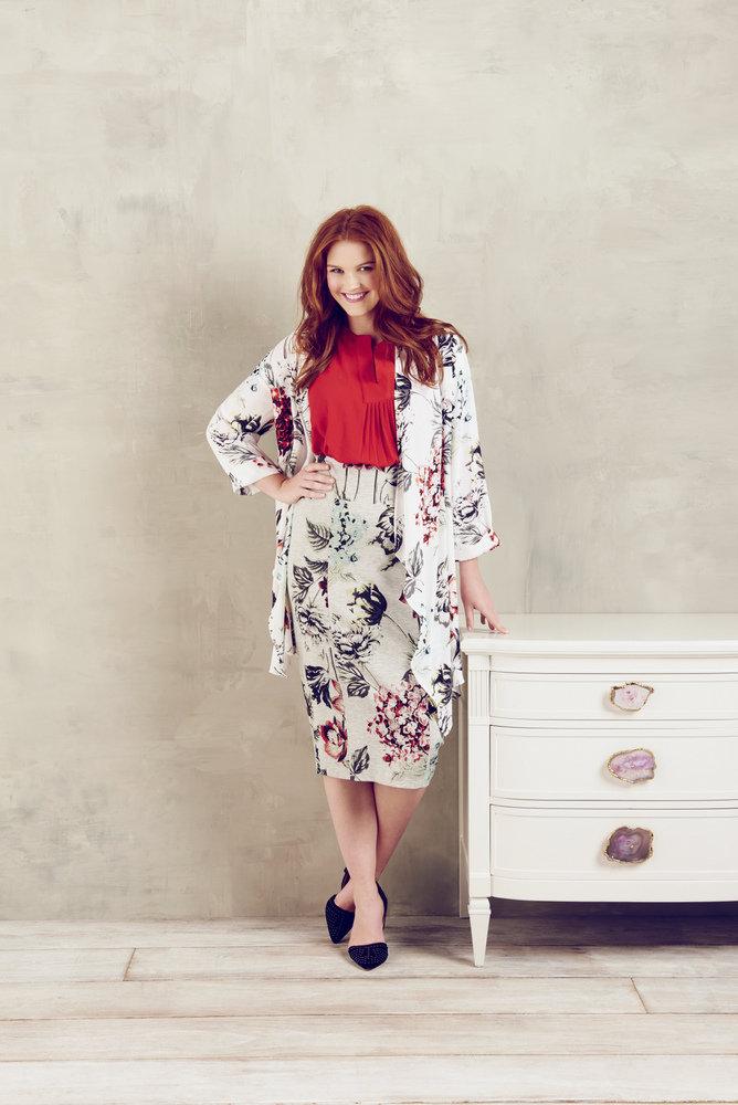 Melissa McCarthy is terug met een nieuwe lente-collectie terug nieuwe melissa mccarthy lente collectie