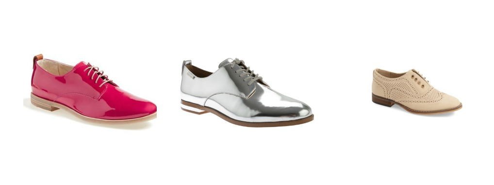 2016 oxford shoe trend