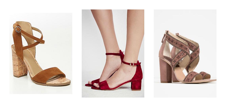 2016 spring trend block heels