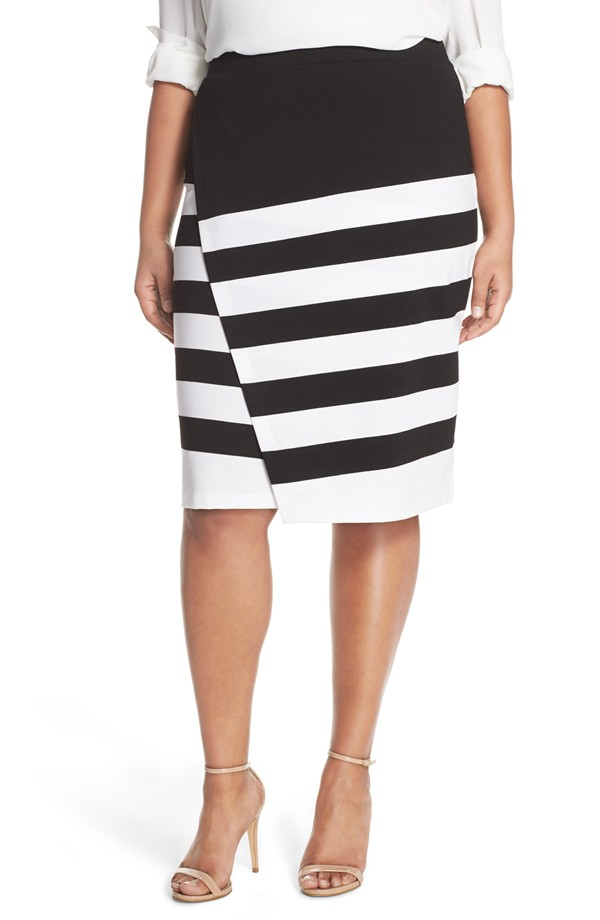 Plus Size Skirts Archives | Stylish Curves