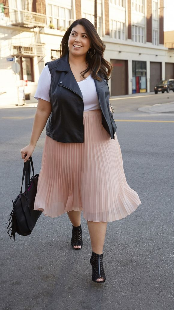 e2ba2742648 635956471116386553-JCPenney-Boutique-Tee-Moto-Vest-Skirt-Look1