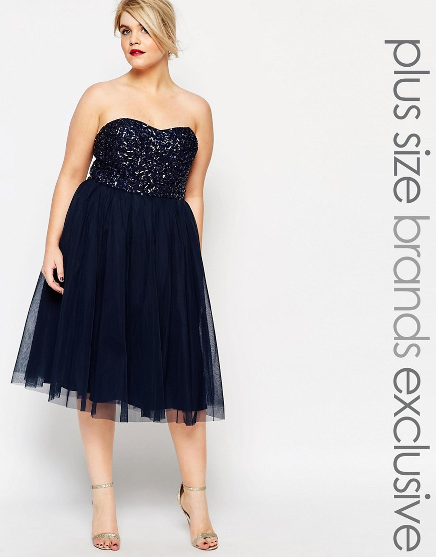 plus size prom dresses   Stylish Curves