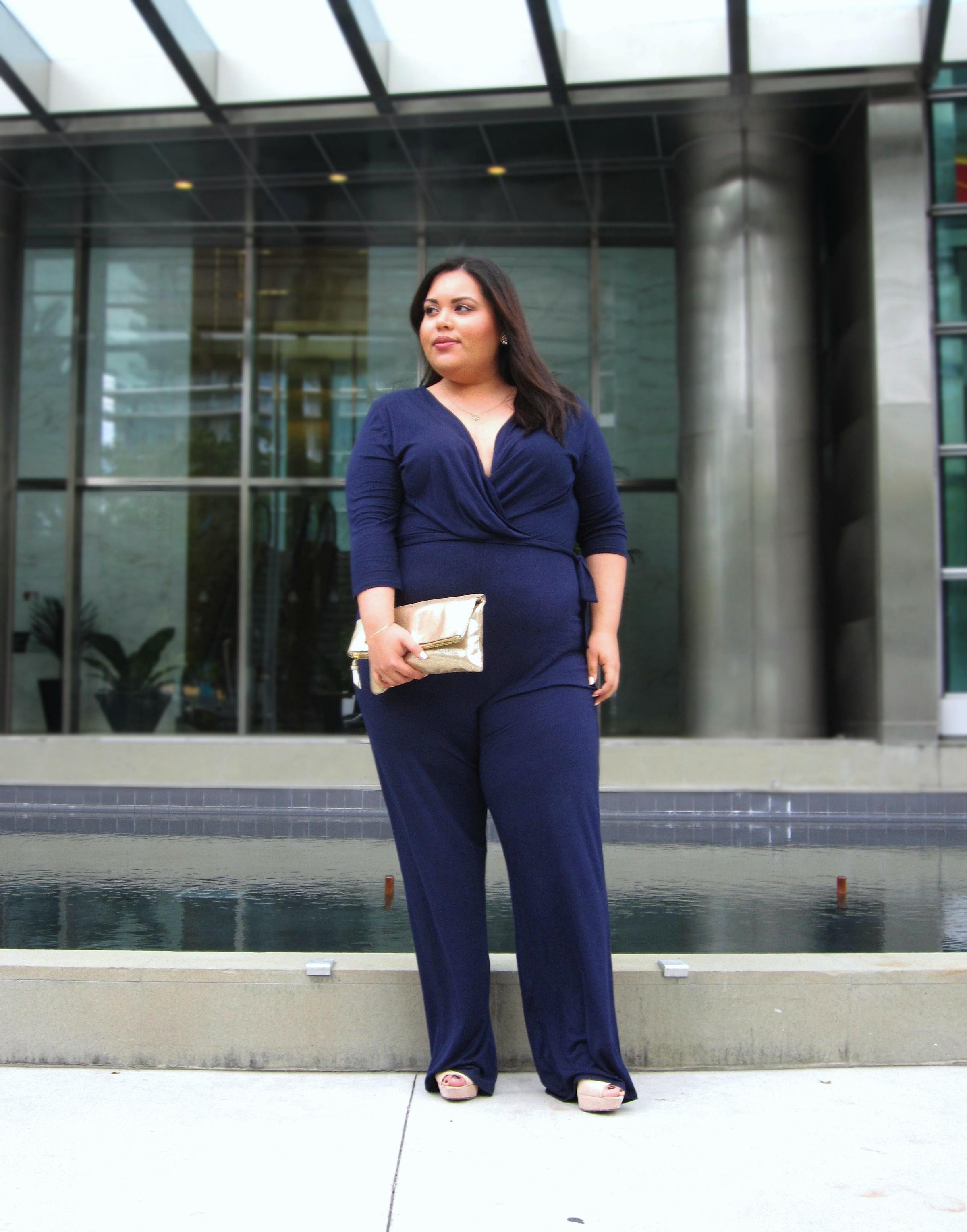 Curves stylish fashion blog