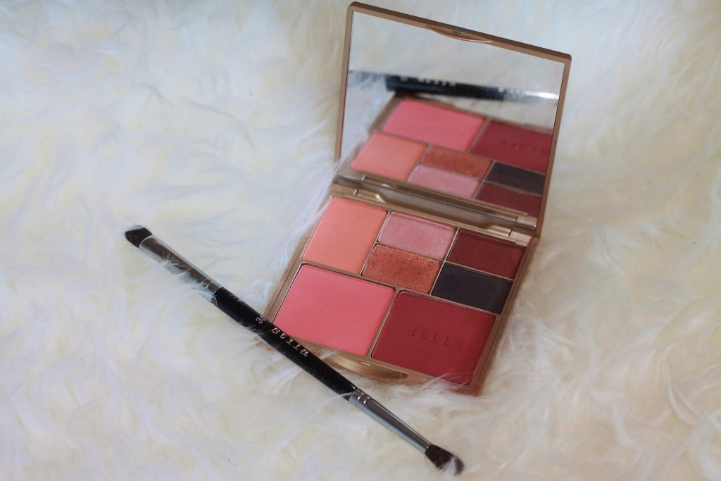 Videobeoordeling: Stila's Perfect Me, Perfect Hue Eye & Cheek Palette Schoonheid