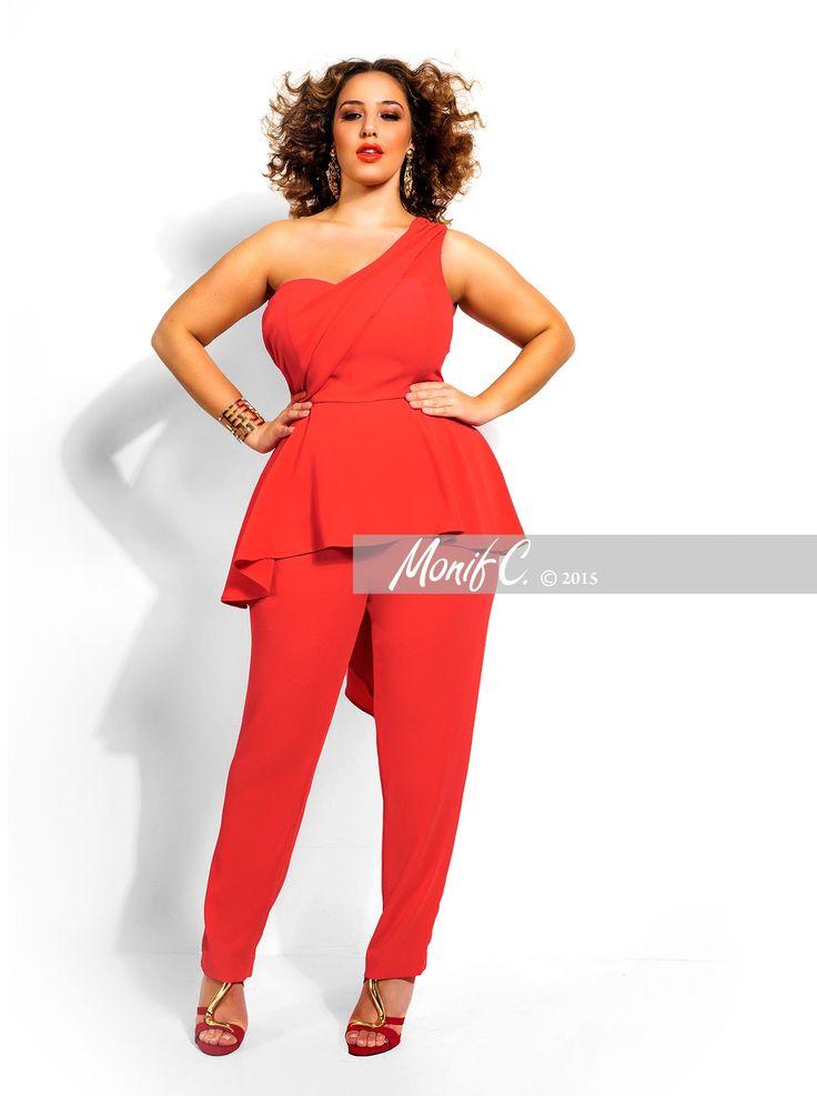 Plus Size Jumpsuits Archives   Stylish Curves