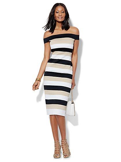 Bandage-Sheath-Dress-Stripe-_06147531_006