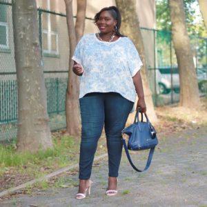 Diane Gilman Plus size jeans 4