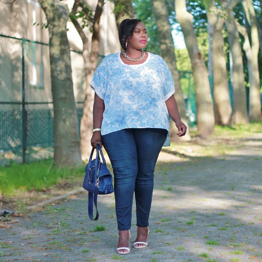 Perfect Plus Size Jeans van Diane Gilman Diane Gilman