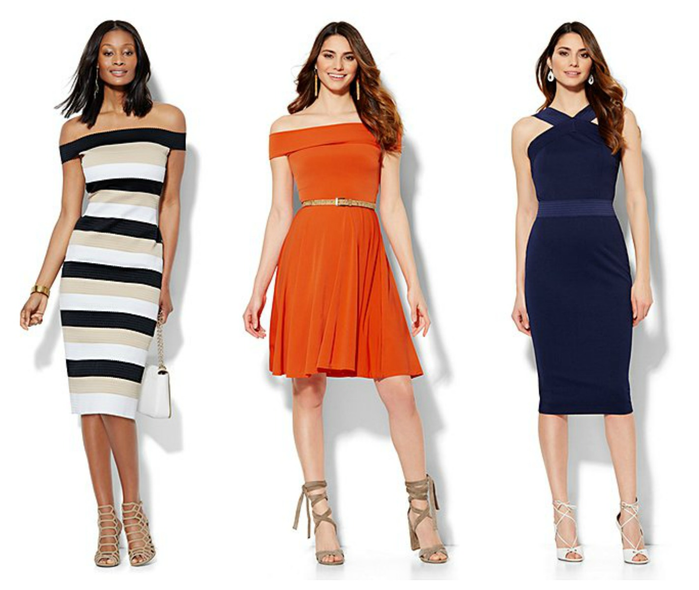 New York & Company Extended Sizes