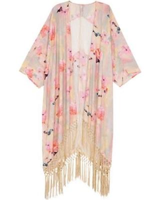10 stijlvolle plus-size kimono's plus outfit Inspiratie van bloggers kimono