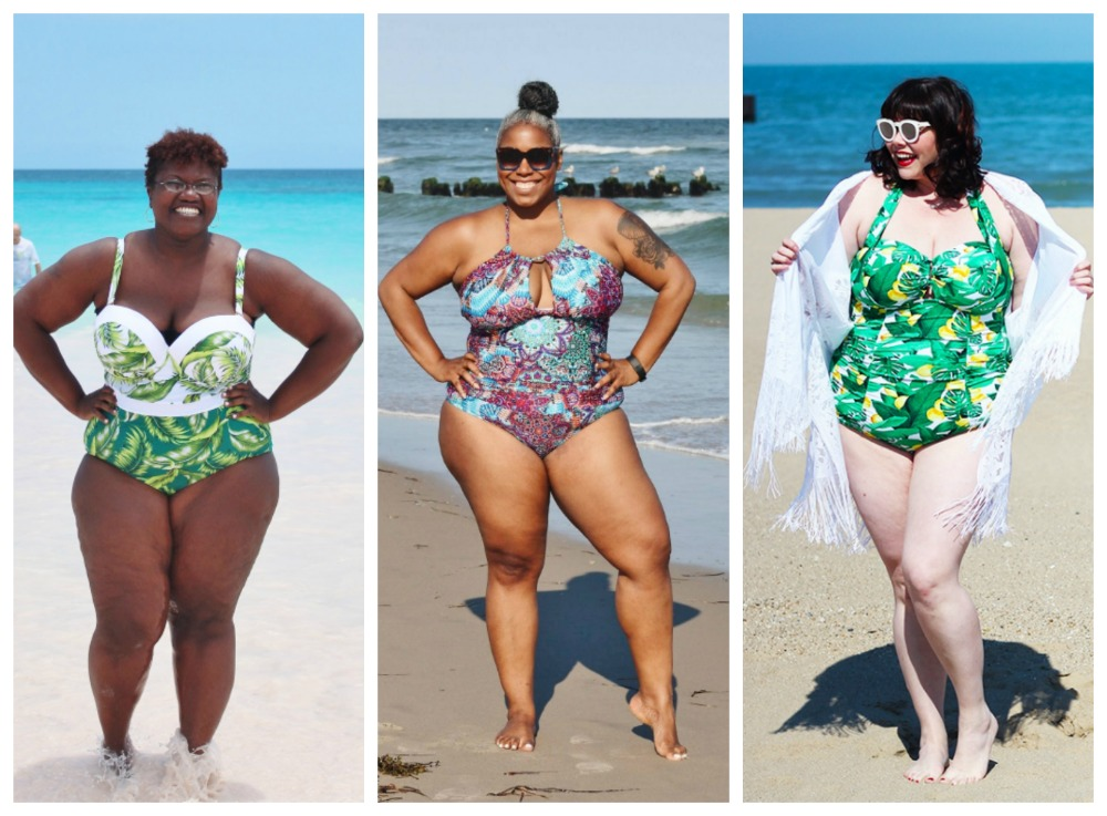 c3e331b88e 10 Sexy One Piece Plus Size Swimsuits
