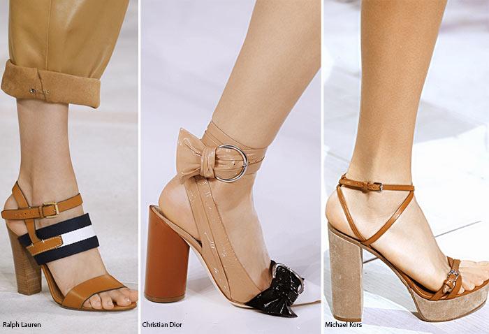 Shoe Trend: Block Heels For People Who Hate Stilettos ...