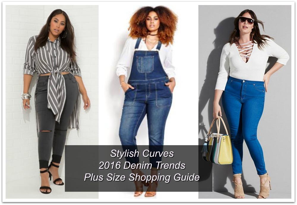Stijlvolle Curves Jaarlijkse Denim Shopping Guide stijlvolle shopping jaarlijkse guide denim curves