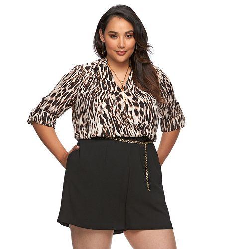 SC keuze uit de dag: Jennifer Lopez Plus Size Romper romper lopez keuze jennifer