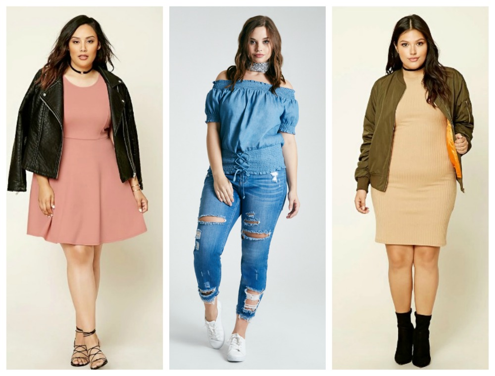 10 Back To School Plus Size Outfits For College Students ...