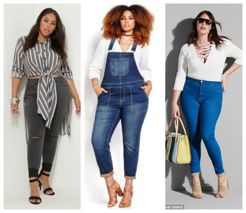 Stylish Curves Annual Plus Size Denim Shopping Guide ...