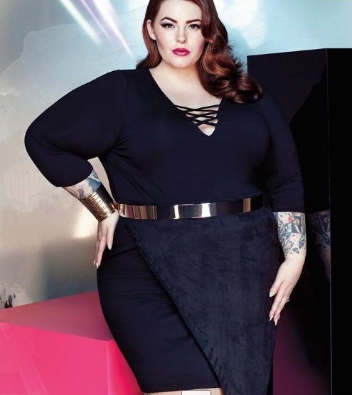 c7761184917f Tess Holiday MBLM Plus Size Clothing Line Is Now Available At Macy s ...