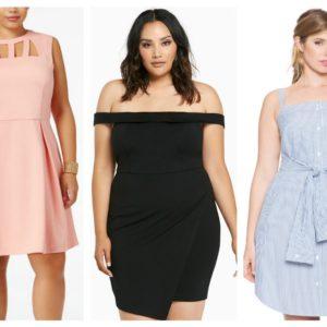 trendy plus size dresses under $100