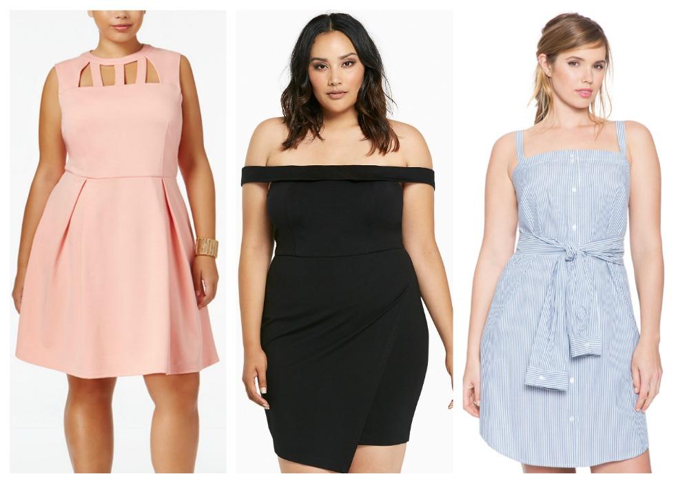 7 Summer Plus Size Dresses Under $100 | Stylish Curves