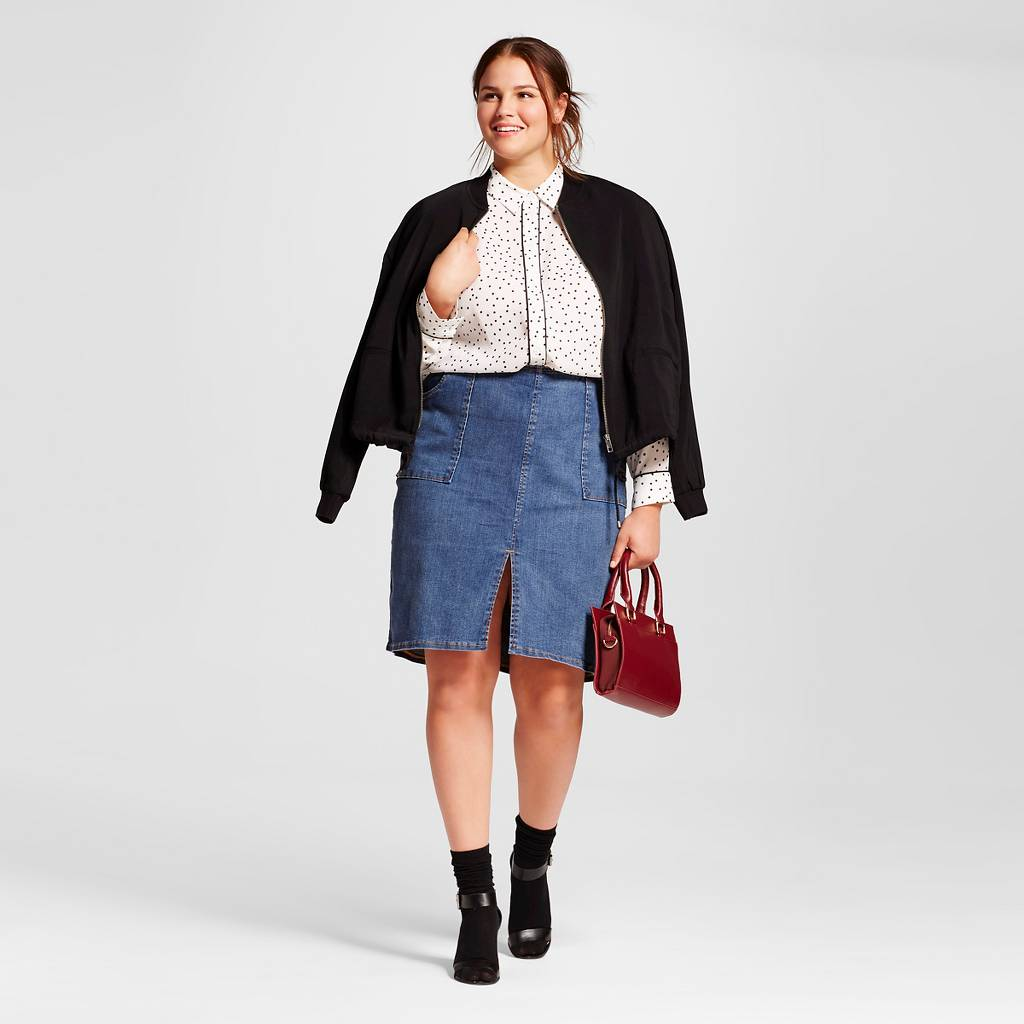 who what wear fall plus size collection 6