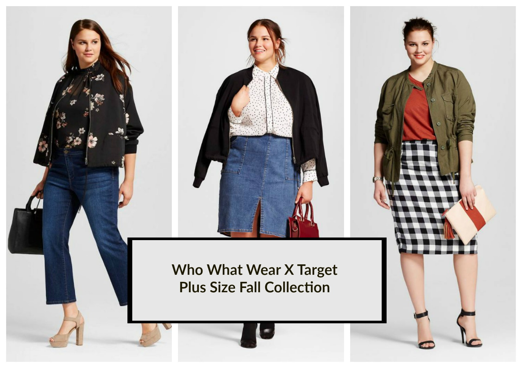 fbc25167beb Shop The Who What Wear X Target Plus Size Fall Collection