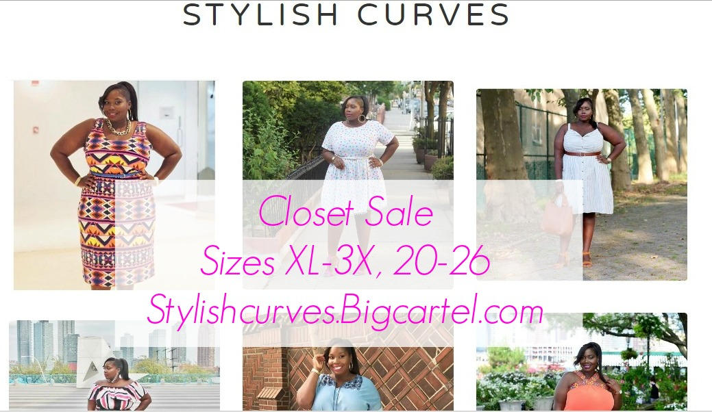 Plus Size Closet Sale Stylish Curves