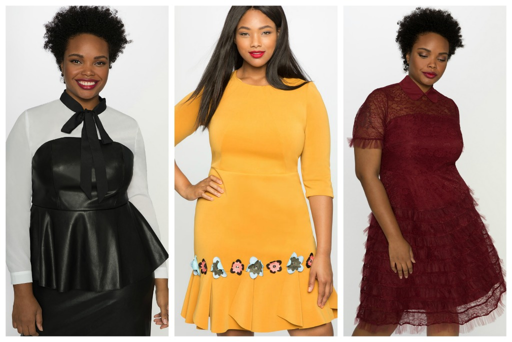 Eloquii Debuts Their Petite Plus Size Collection Stylish Curves