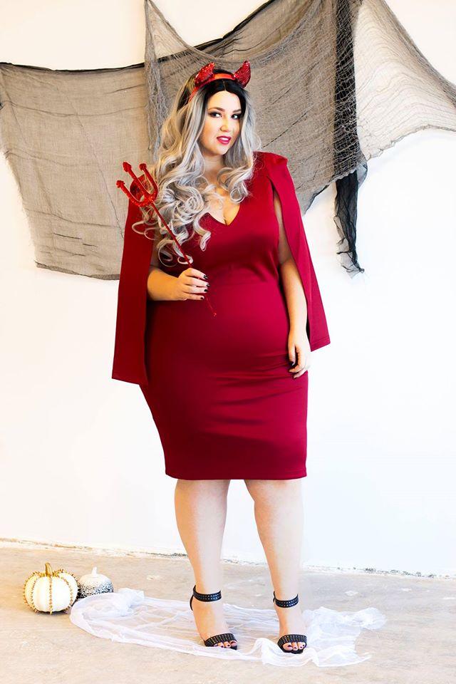 Plus Size Asian Costume - Asian-6688