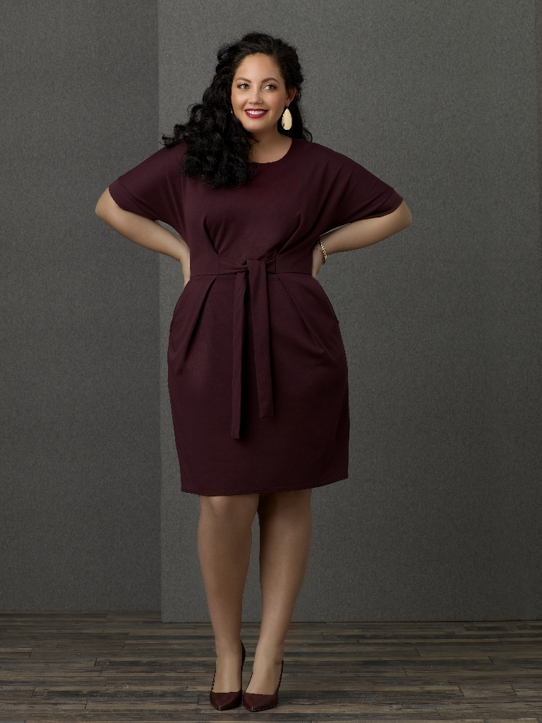 Blogger Girl With Curves is het gezicht van Sears Simply Emma Fall Campaign simply sears gezicht curves campaign blogger