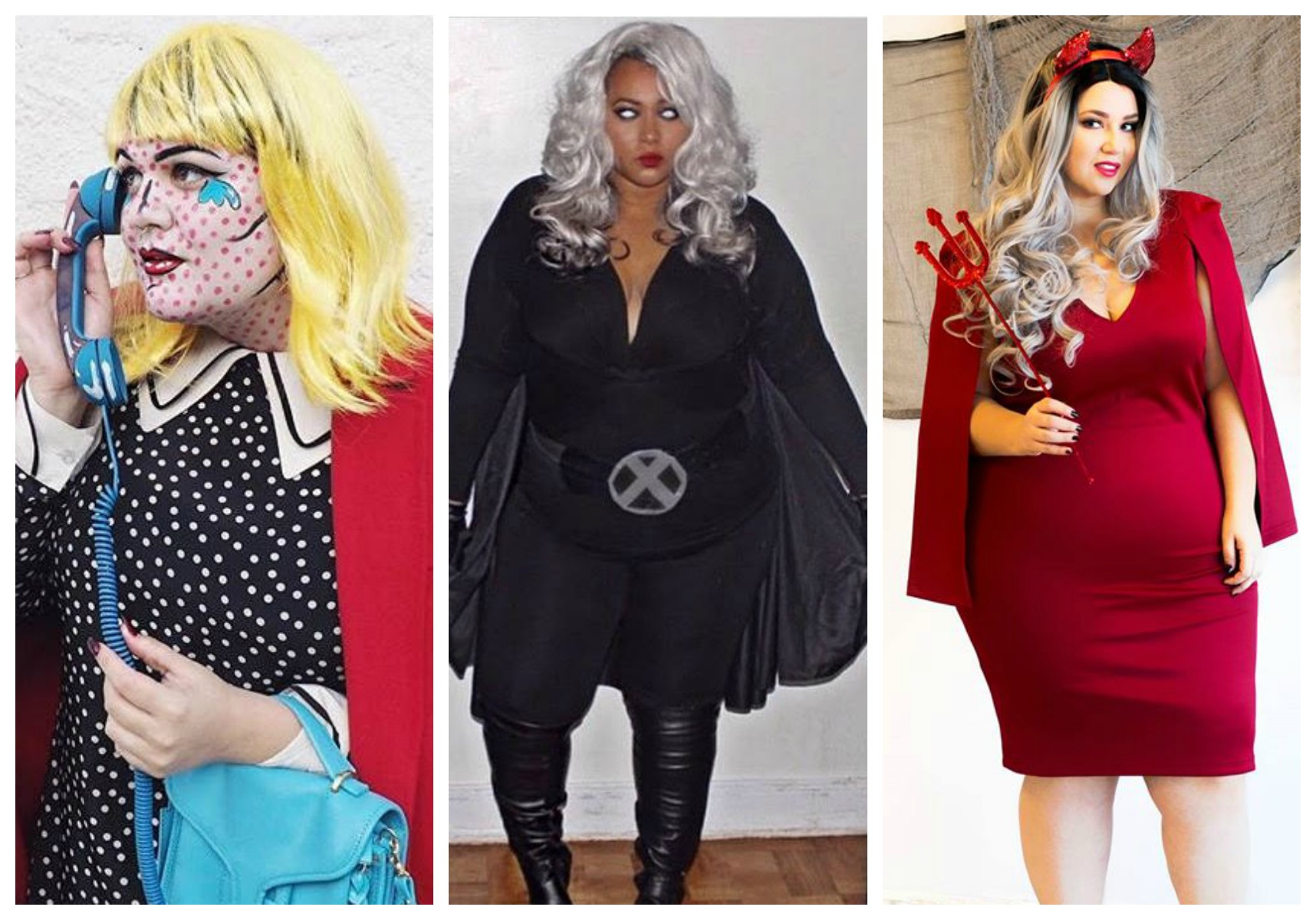 A Roundup Of The Best Plus Size Halloween Costumes
