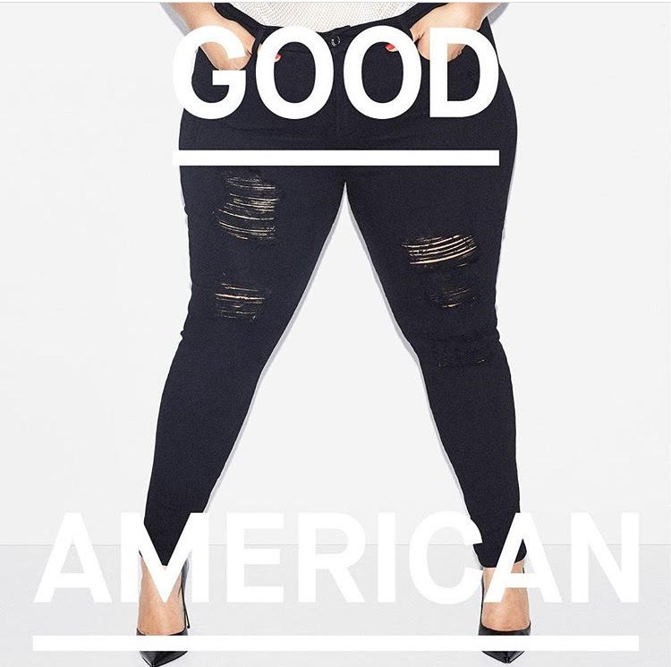Khloe Kardashian S Good American Denim Line Offers Plus Sizes And