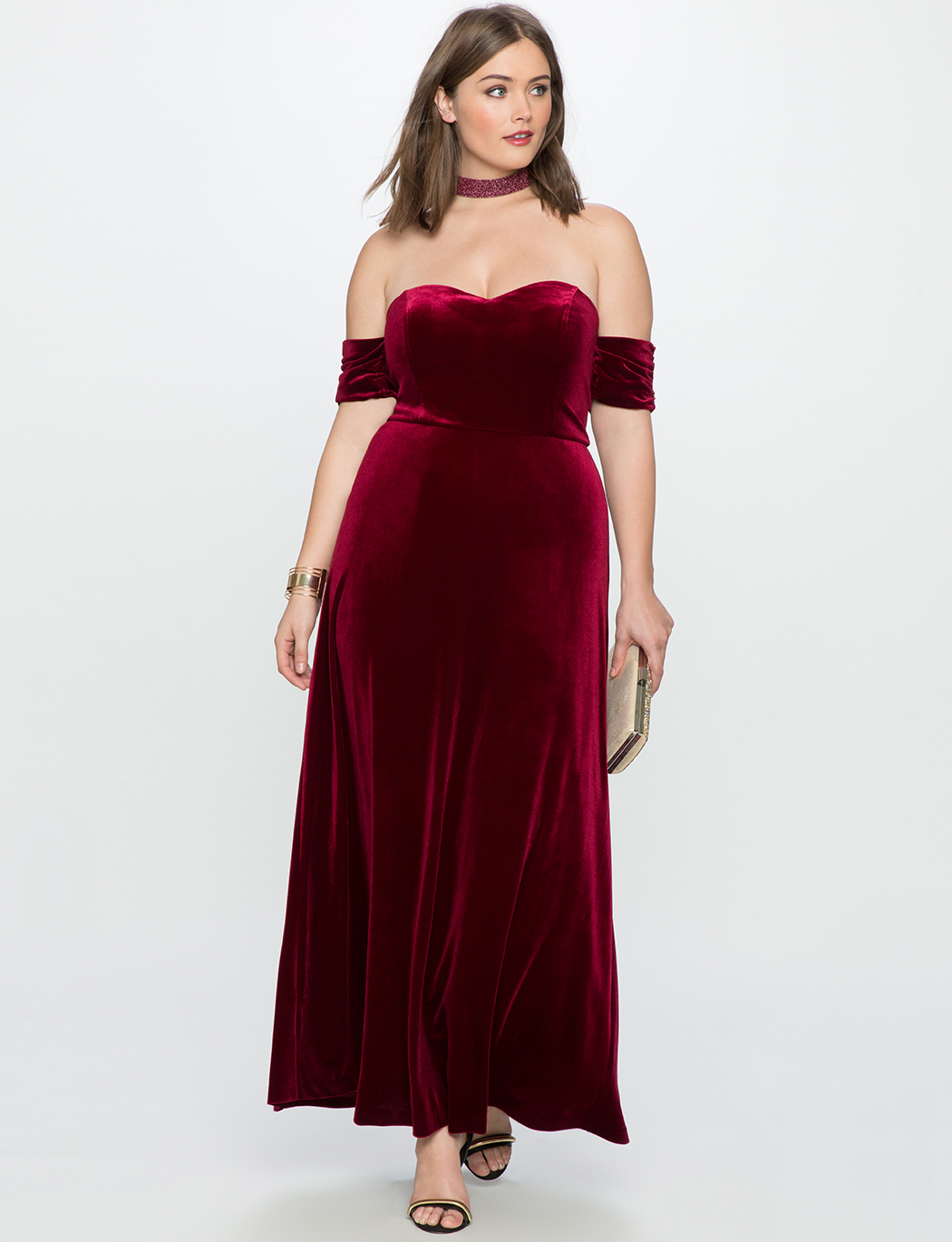How To Wear The Velvet Trend In Plus Size Stylish Curves