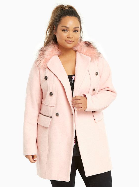 winter plus size coats