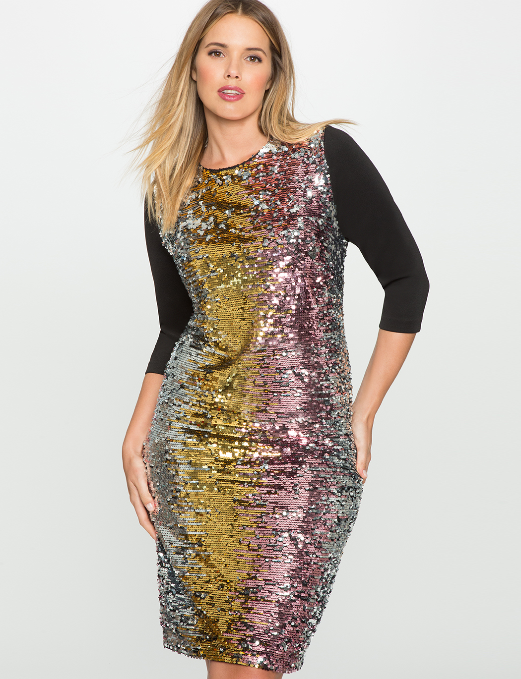 Eloquii New Years Eve Plus Size Dresses