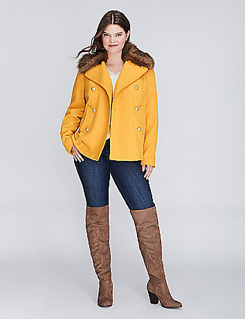 winter plus size coats