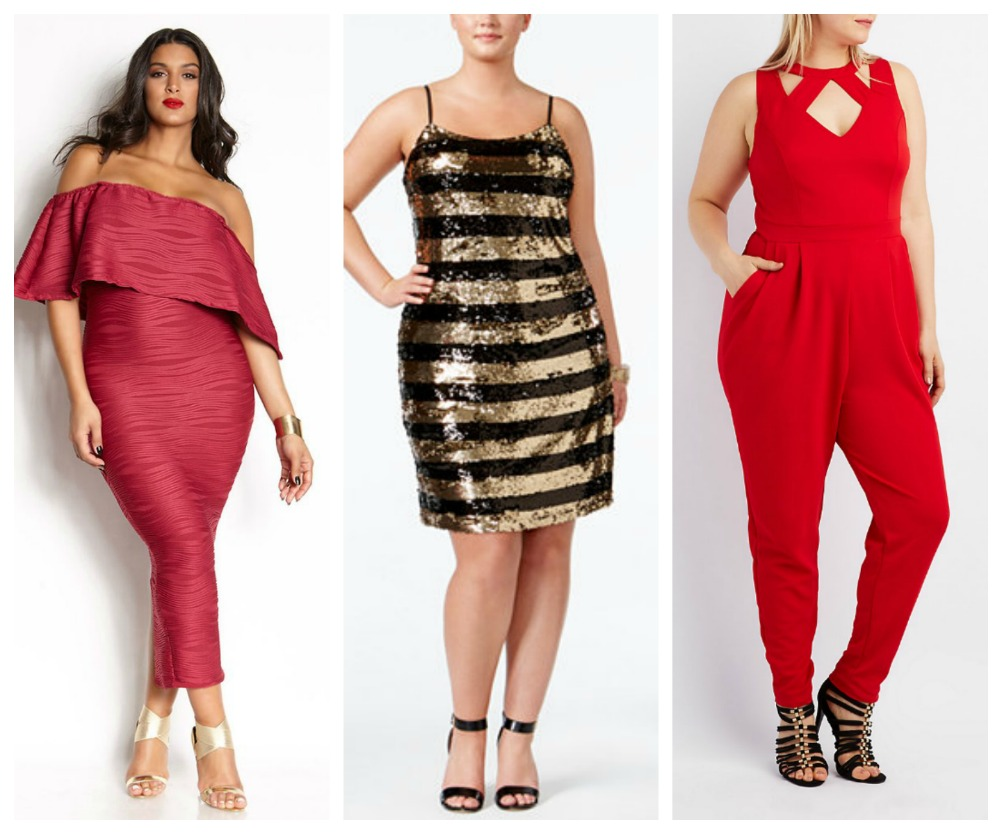 12 Sassy New Years Eve Plus Size Dresses | Stylish Curves