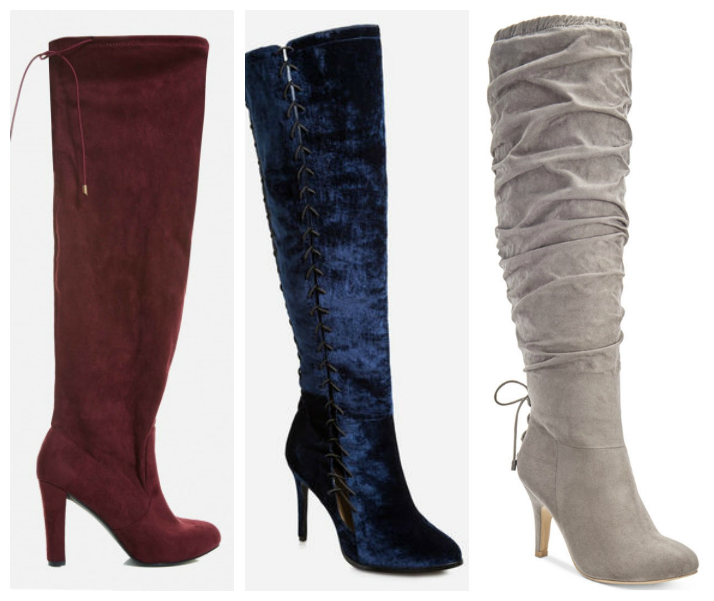 11 Sexy Wide Calf Boots Up To Size 13 Stylish Curves