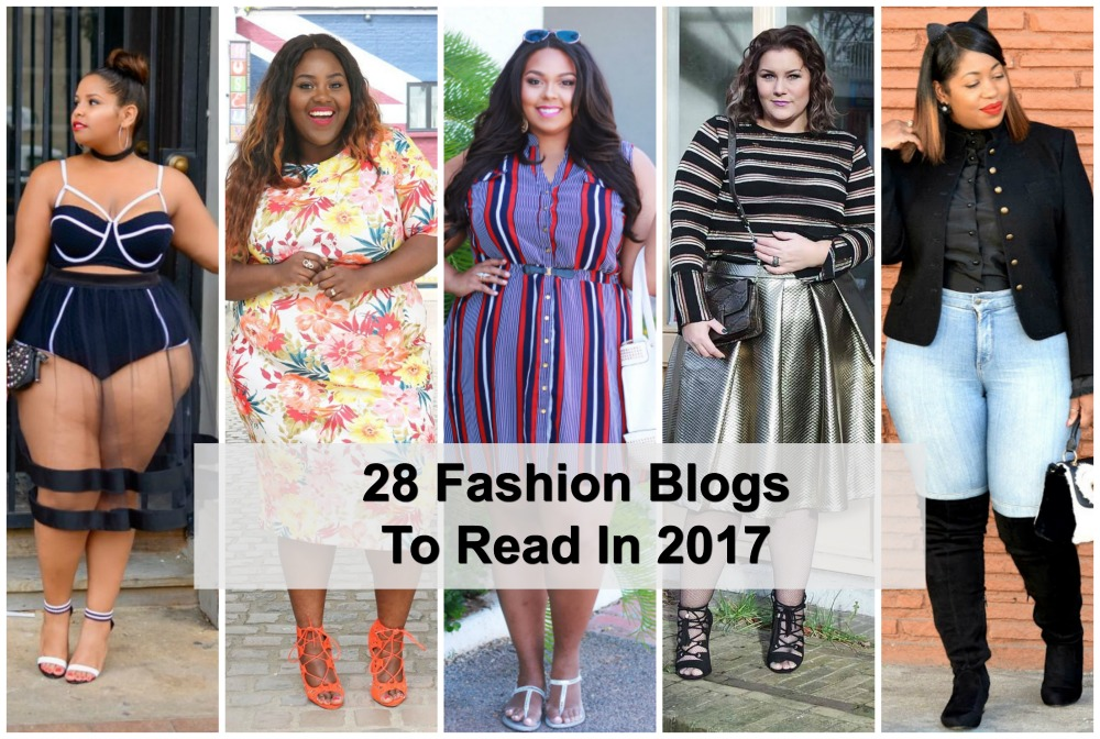 28 Plus Size Fashion Blogs To Read In 2017 Stylish Curves